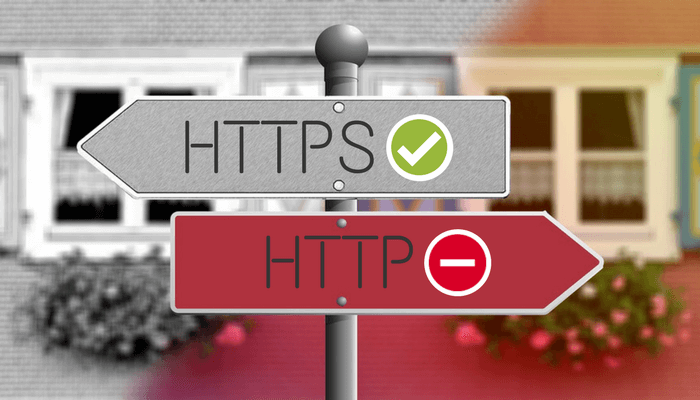 https vs https cross signs